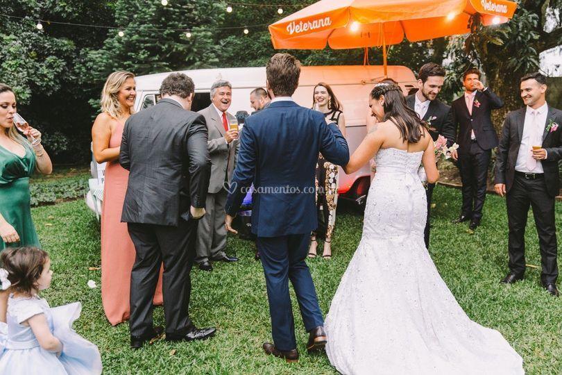 Casamento Kevin e Shana