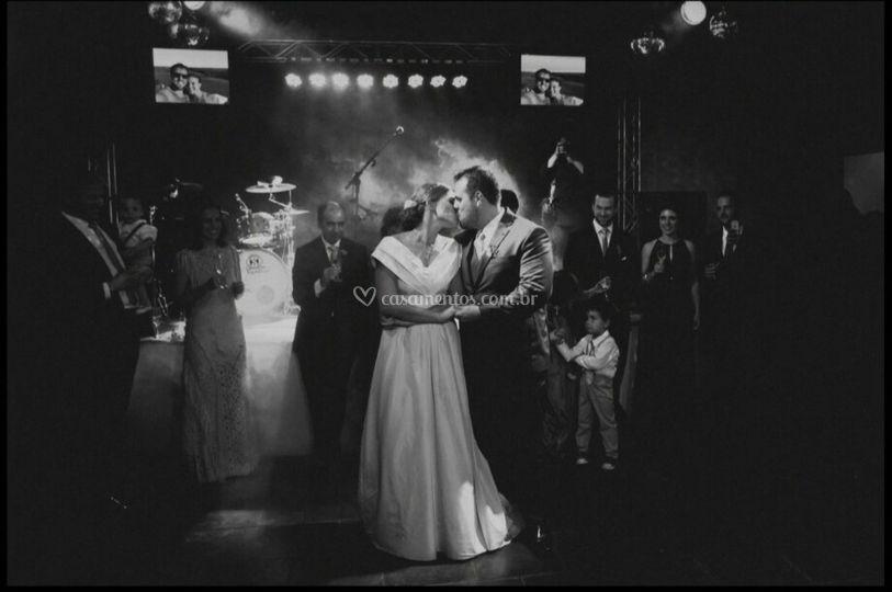 Carla e Rafael - First Dance
