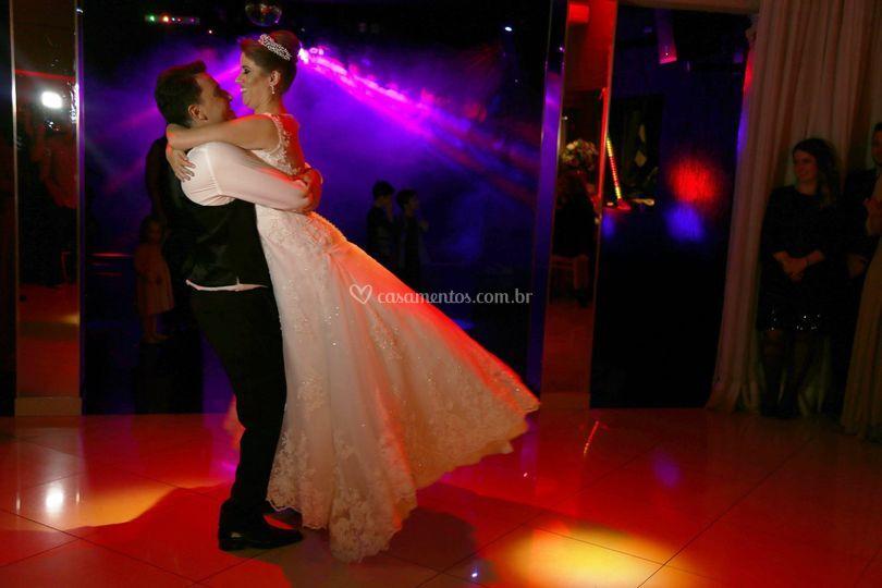 Karin e Felipe