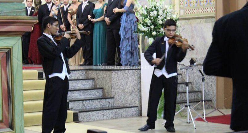 Música para entrada da noiva