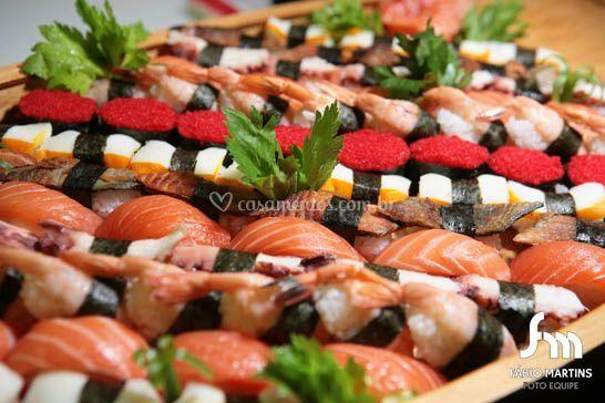 SUSHIBAR nº1     buffet