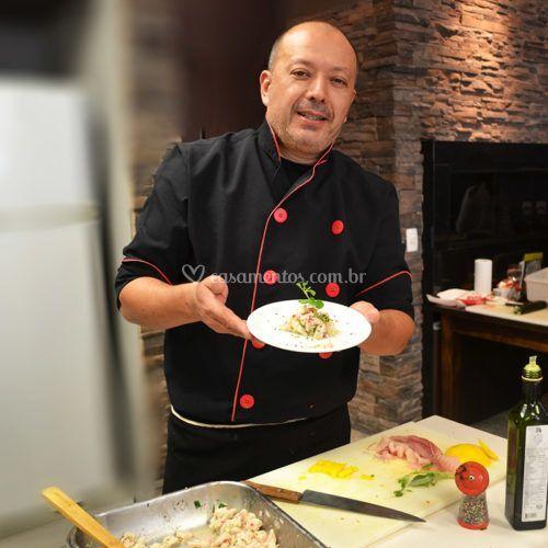 Chef takeda
