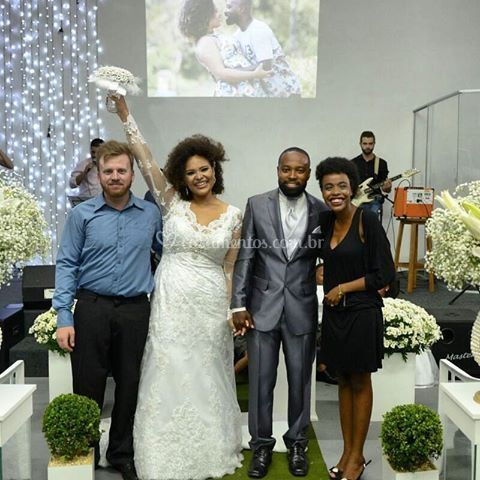 Casamento Kelly & Leandro