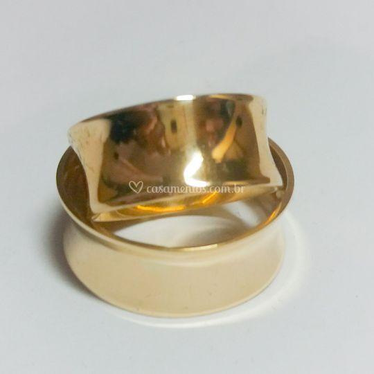 Concava Ouro 18K/750