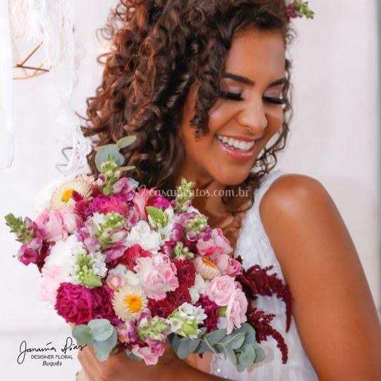 Bouquet Desontraído