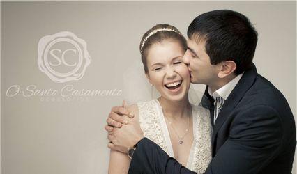 O Santo Casamento Acessórios 1