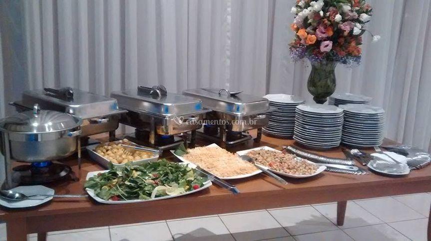 Chamonix e Silvana Rovina - Eventos e Buffet