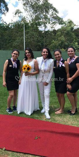 Casamento Fernanda e Gabriela