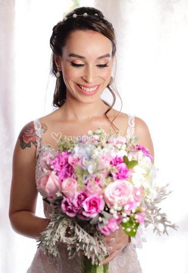 Lidia Prado Makeup Artist
