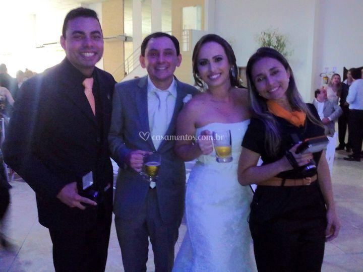 Lorena e Arnaldo
