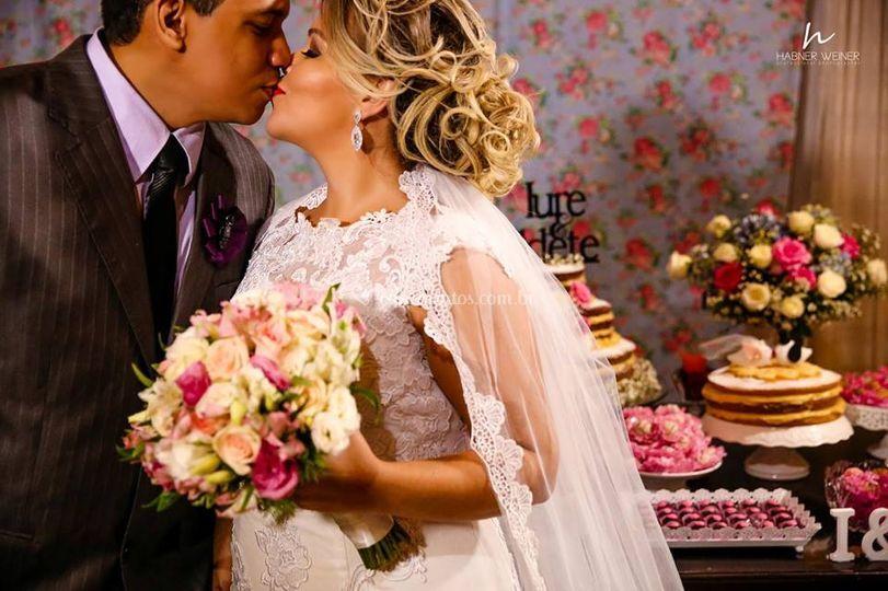 Casamento de Yure e Ildete