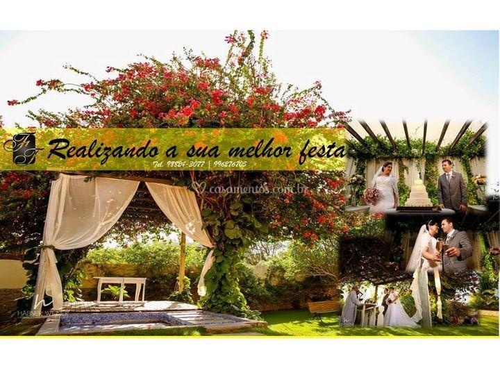 Casamento de Francineide