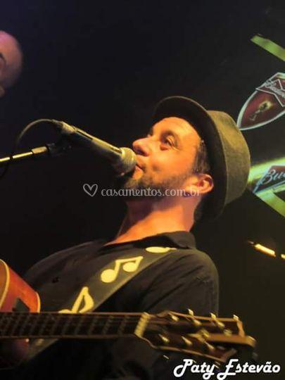 Bruno Saraiva - Vocalista