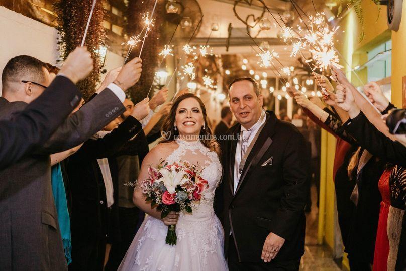 Espaço para casamento