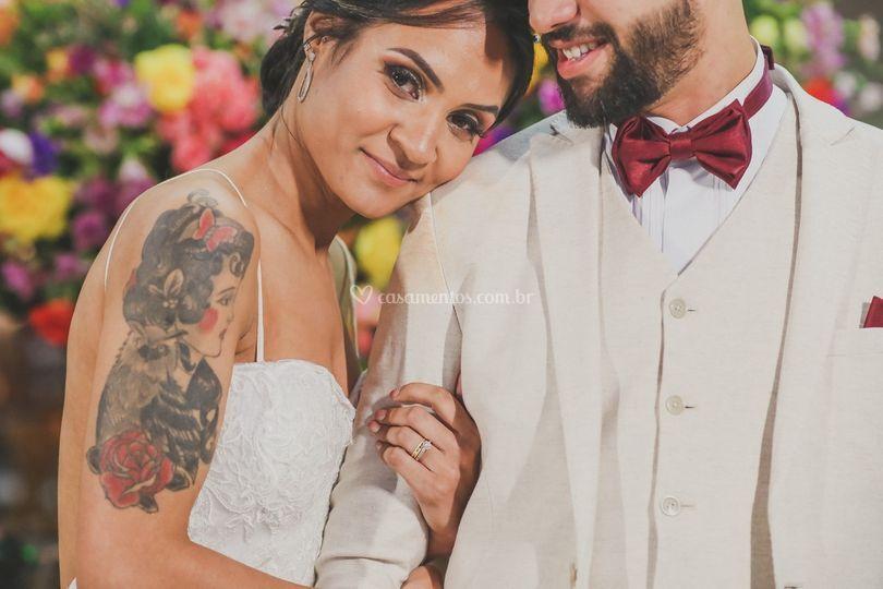 Casamento em Mogi das Cruzes