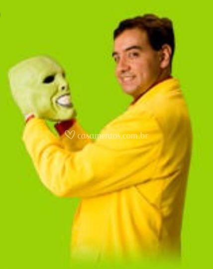 O Máskara e a mascara