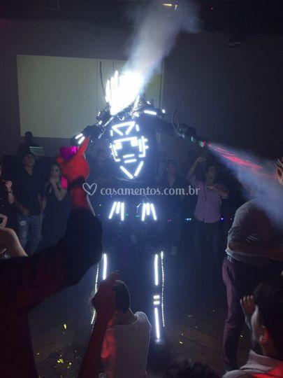 Robô Fire Tronic!