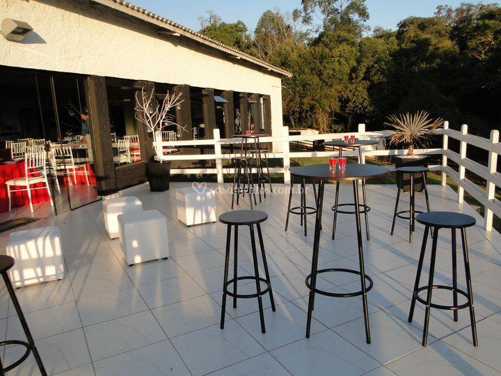 Deck - lounge
