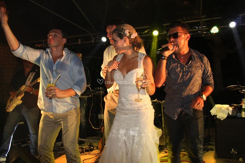 Carlos Felipe e Luana