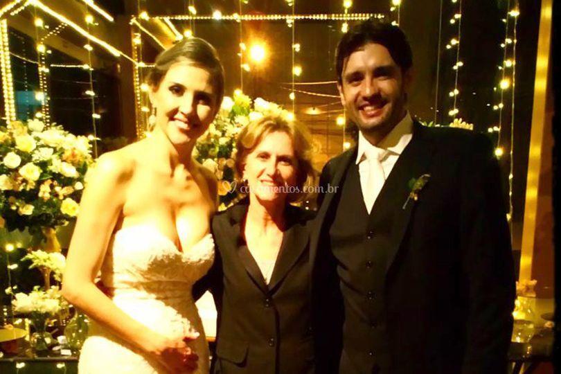 Casamento de Renata e Rodrigo