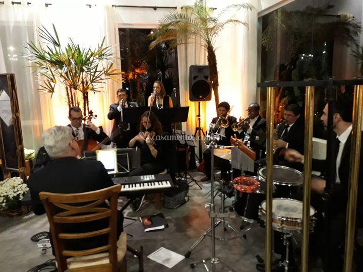 Orquestra 9 músicos