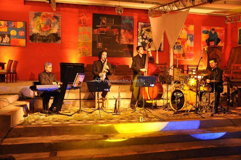 Quattro de Jazz e MPB