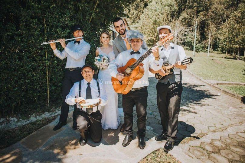 Banda Volpe