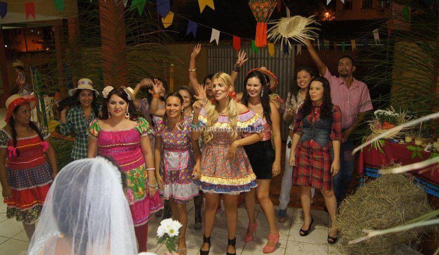 Casamentos com estilo