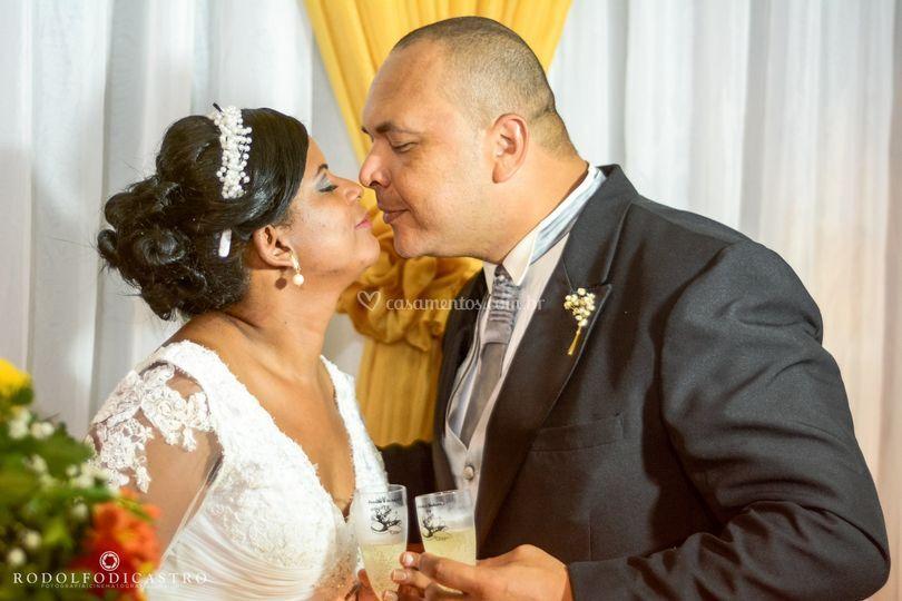 Fabiola e Robson, RJ