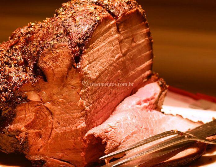 A melhor carne da cidade