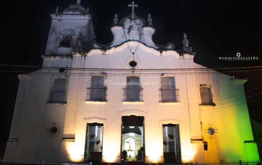 Igreja de Rio Formoso-PE