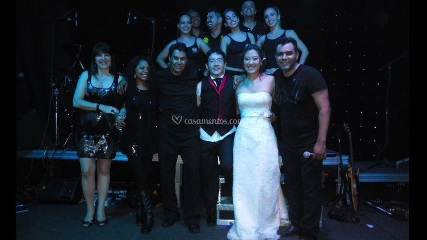Banda H2O - Festas de Casament