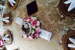 Arranjo, mesa de convidados