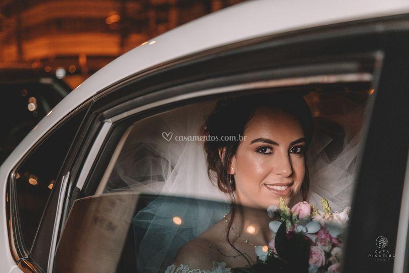 Noiva Anna Carolina