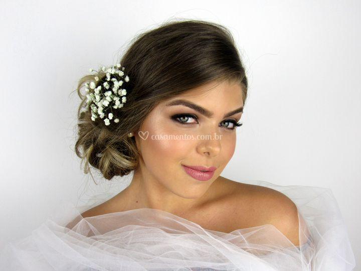 Israella Gabrig - Maquiagem e Penteado
