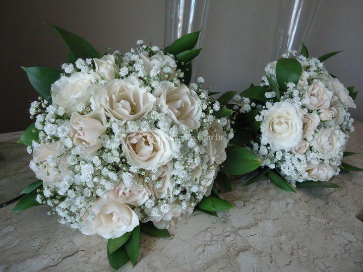 Pólen flor decorações