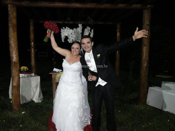 Casamento Fabricio e Bianca