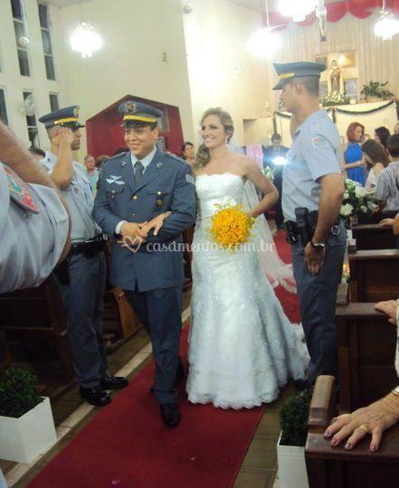 Casamento de Samya e Uilson