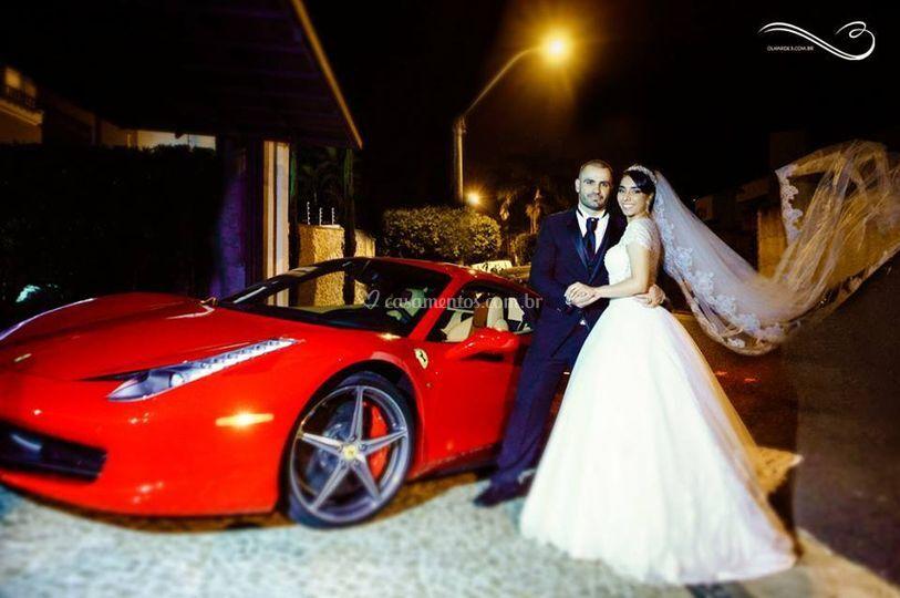 Casamento Polyana e Everton