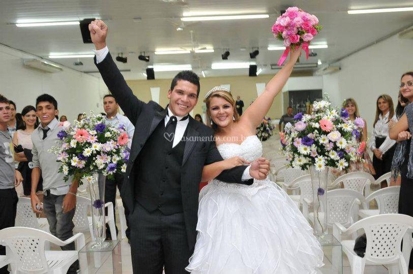 Casamento Jaqueline e Vinicius