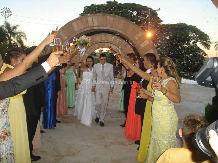 Casamento Diane e Ariel