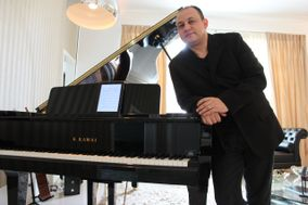 Pianista Lincoln Soares