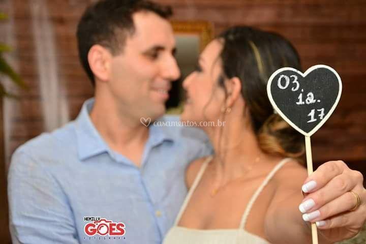Casamento Elaine e Diego