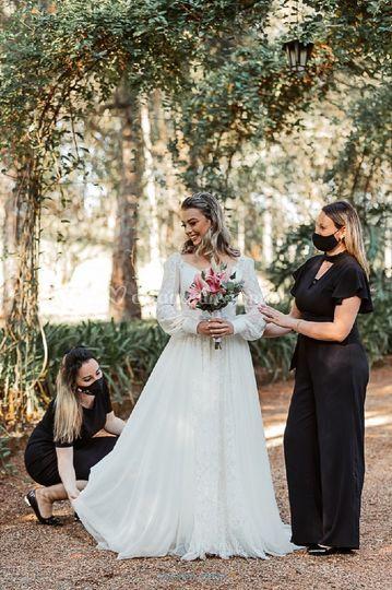 Elopement Wedding Erika e Alex