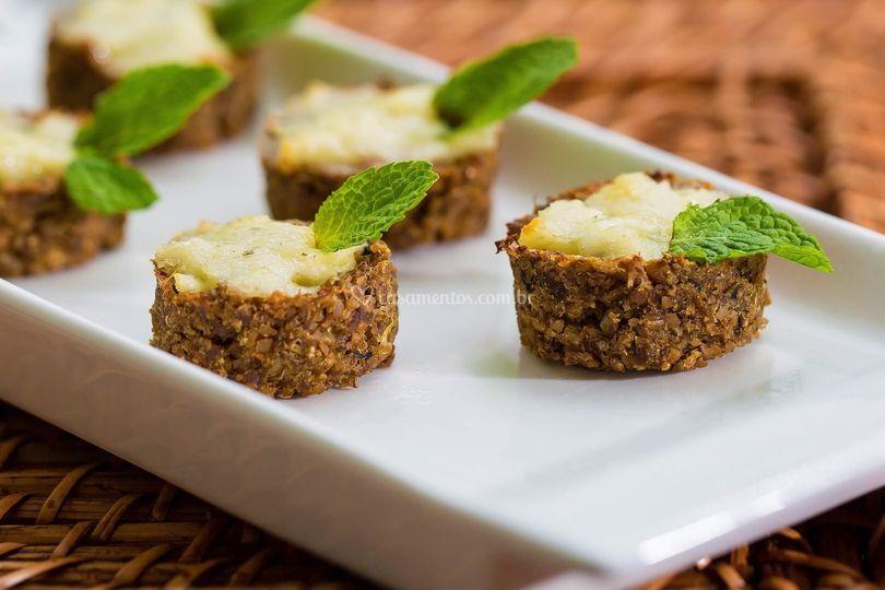 Tartalete de quibe