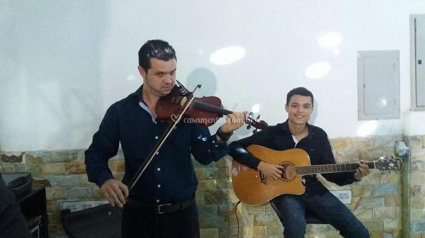 Violinista Samuel Dias