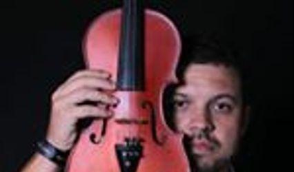 Violinista Samuel Dias 1