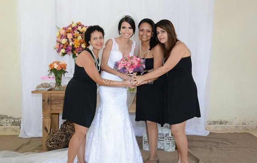 Nossas lindas noivas