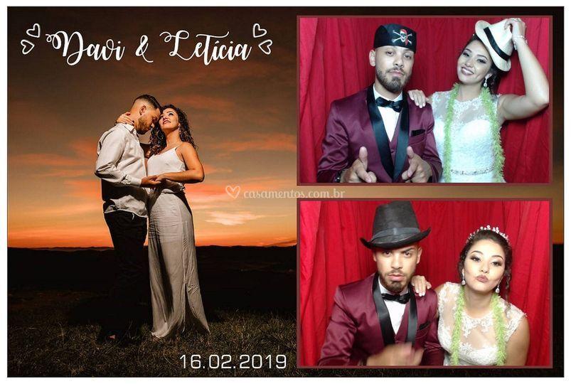 Casamento Davi e Letícia