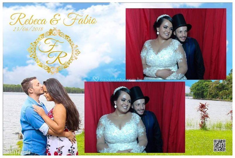 Casamento Rebecca e Fabio